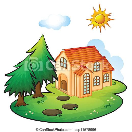 家 - csp11578996