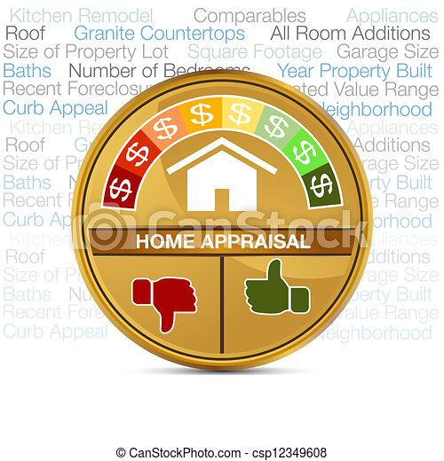 家, 評価 - csp12349608