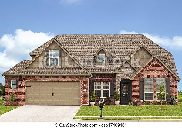 家, 贅沢 - csp17409481