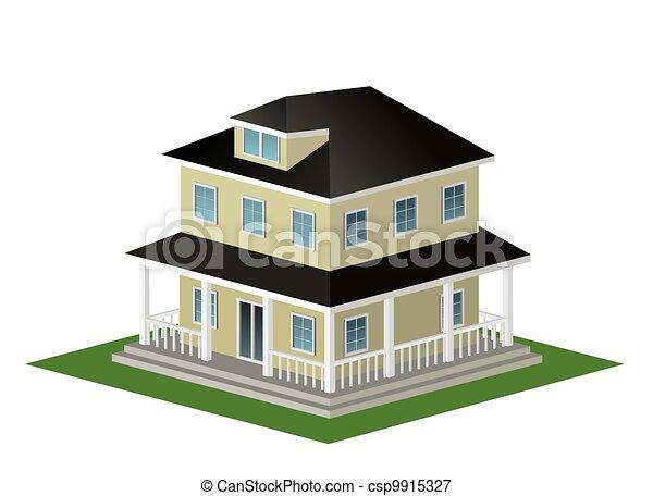 家, elegent - csp9915327