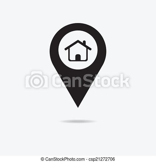 家, pointter - csp21272706