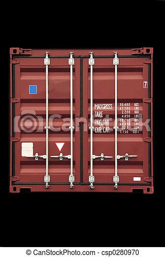 容器 - csp0280970