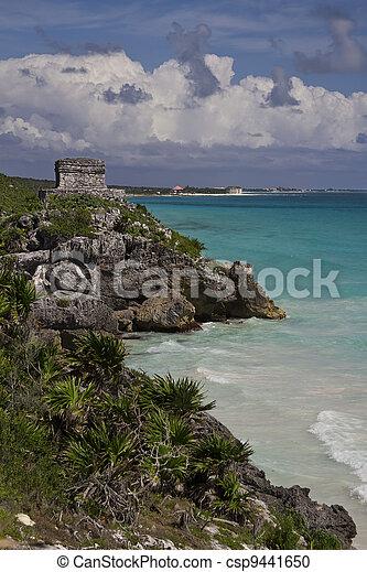 寺院, 海洋 - csp9441650