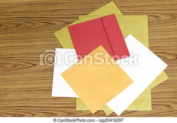 封筒 - csp20416297