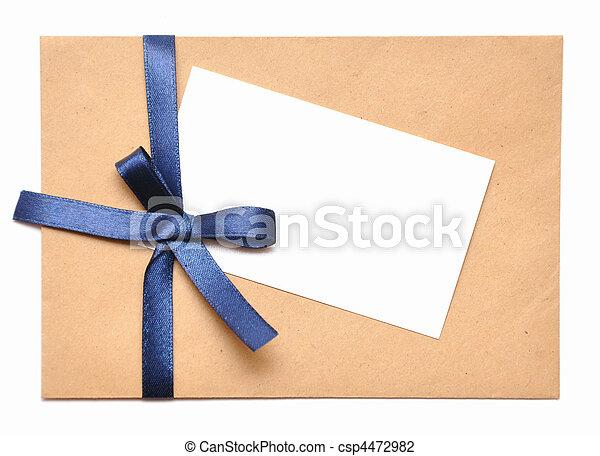 封筒 - csp4472982