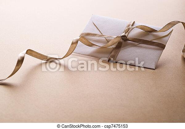封筒 - csp7475153