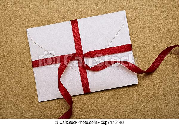 封筒 - csp7475148
