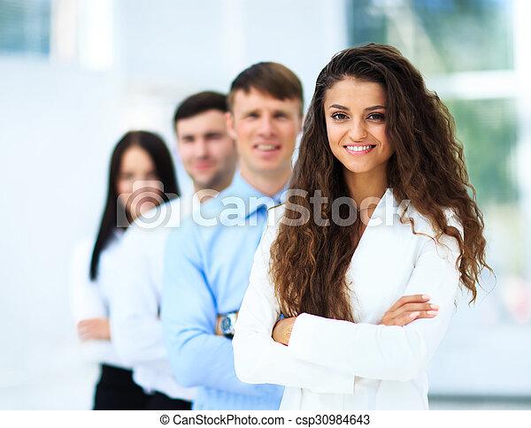 専門家, ビジネス チーム - csp30984643