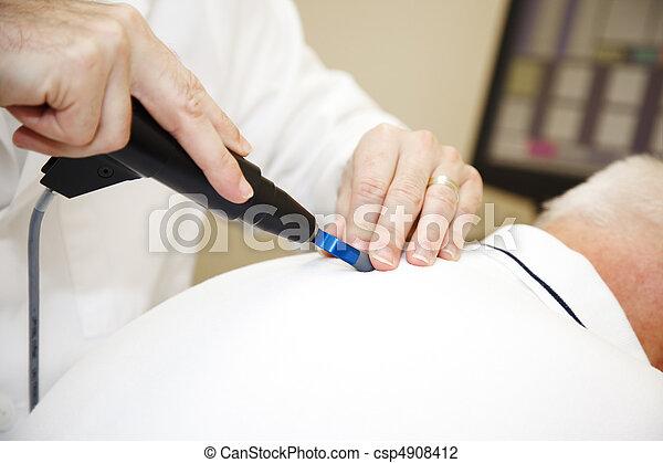 専門家, 調節装置, chiropractic - csp4908412