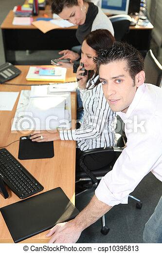 射擊, 辦公室, 一般 - csp10395813