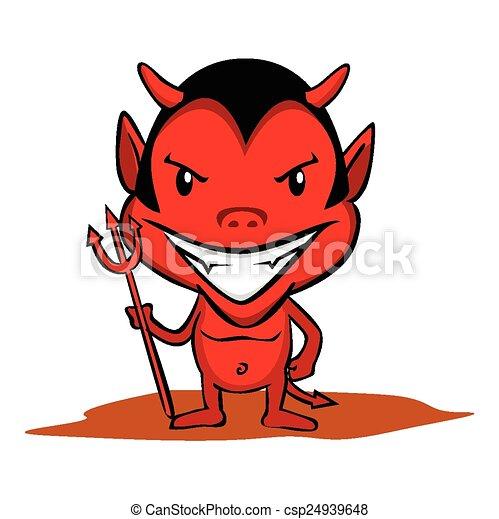 小さい, 悪魔 - csp24939648