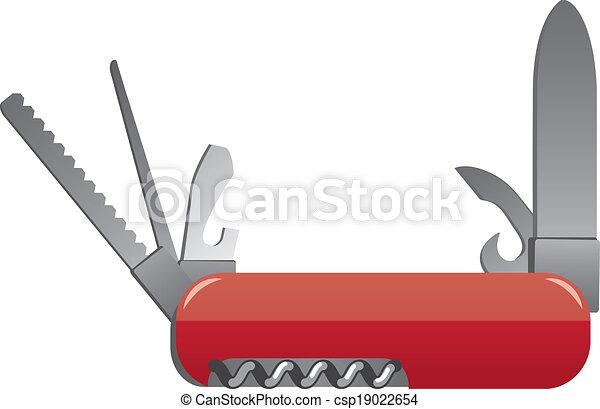 小刀 - csp19022654
