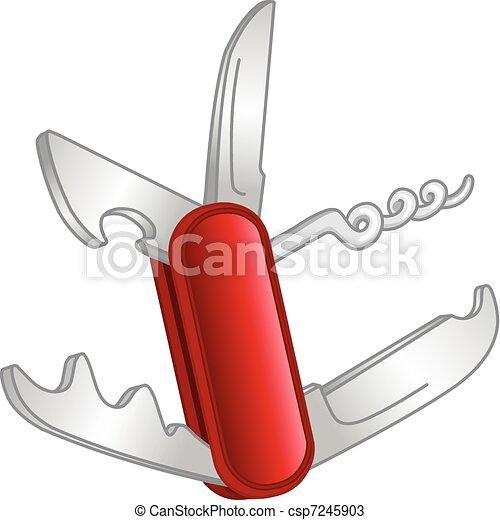 小刀 - csp7245903