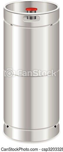 小樽, ビール - csp32033287