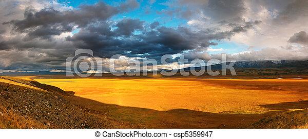 山地形 - csp5359947
