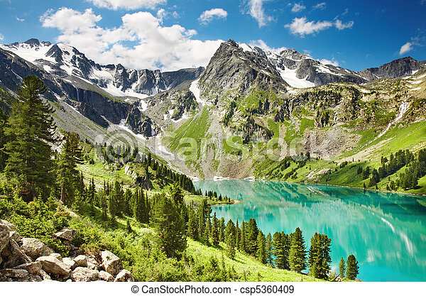 山湖 - csp5360409