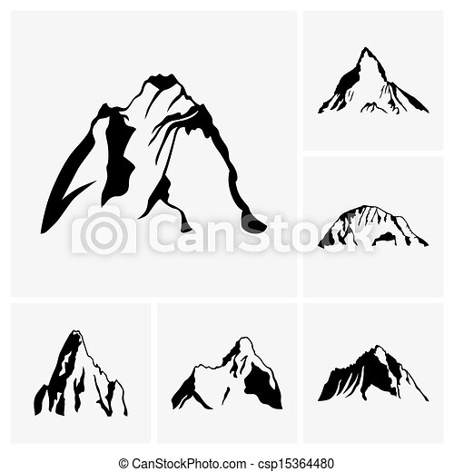 山高峰 - csp15364480