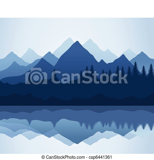 山 - csp6441361