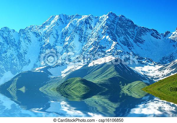 山 - csp16106850