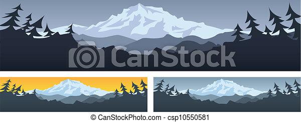 山, 場景 - csp10550581