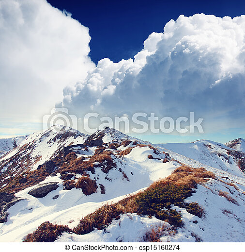 山 - csp15160274