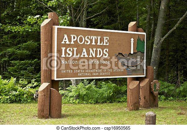 島, 使徒 - csp16950565