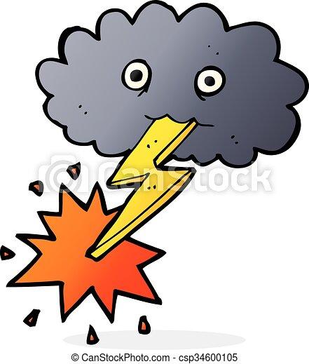 嵐 漫画 雲