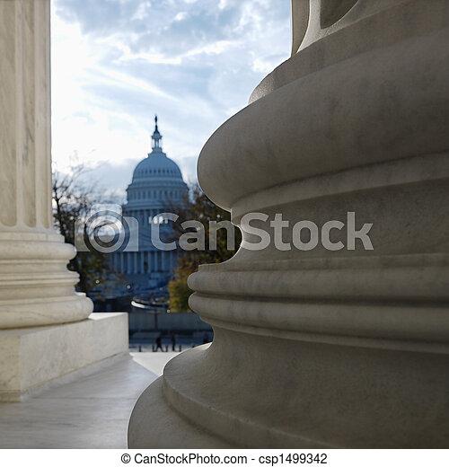 州議會大廈, 建筑物。 - csp1499342
