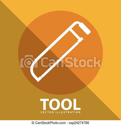 工具, 图标 - csp24274766