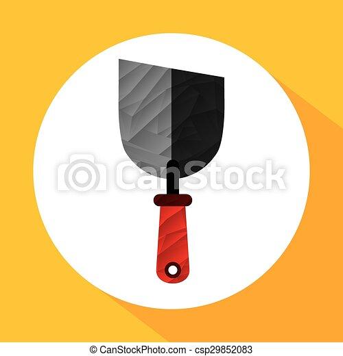 工具, 图标 - csp29852083