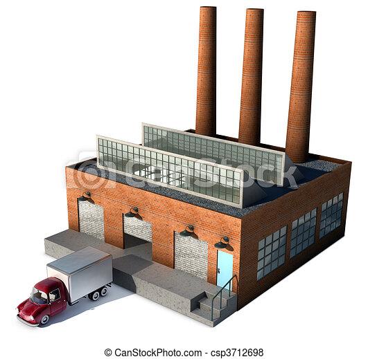 工場 - csp3712698