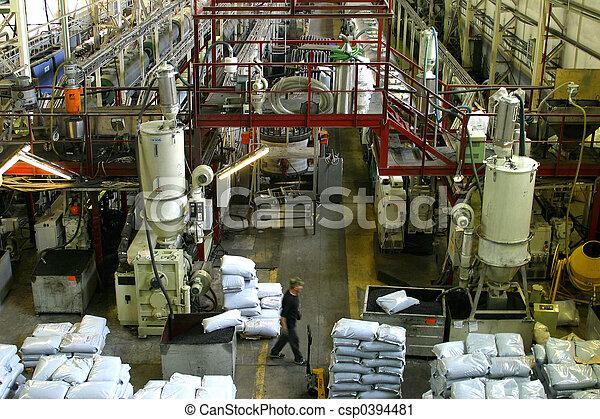 工場 - csp0394481