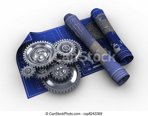 工学 - csp8243369