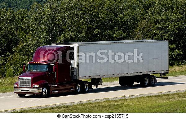 工業, 運輸 - csp2155715