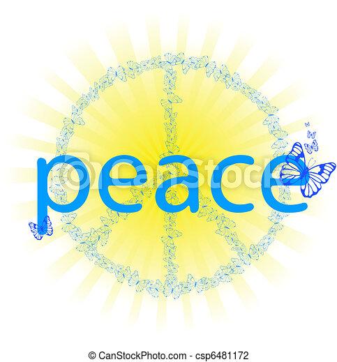 平和 - csp6481172