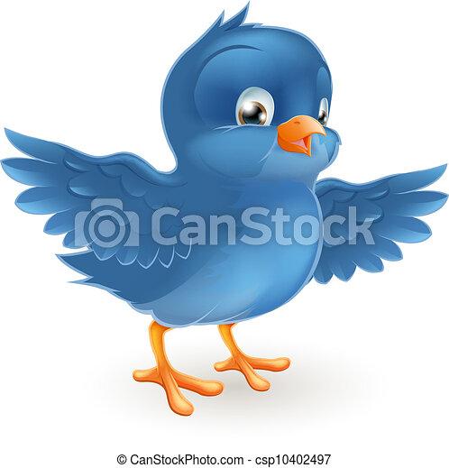 幸せ, bluebird - csp10402497