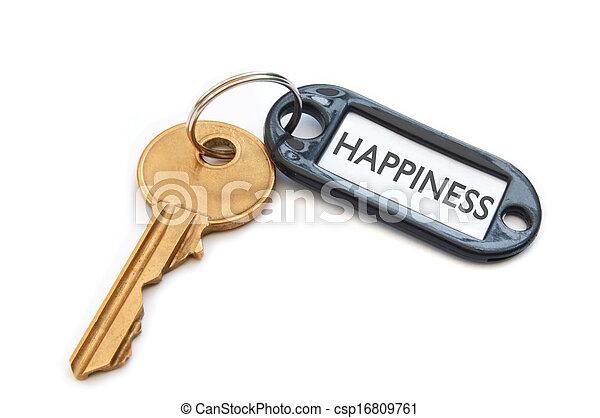 幸福, キー - csp16809761