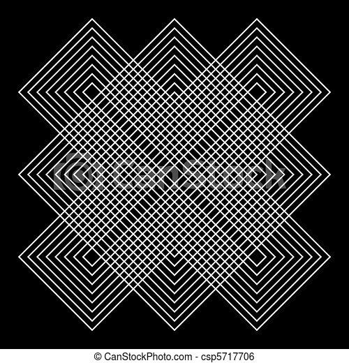 幾何学的, ベクトル, 錯覚 - csp5717706