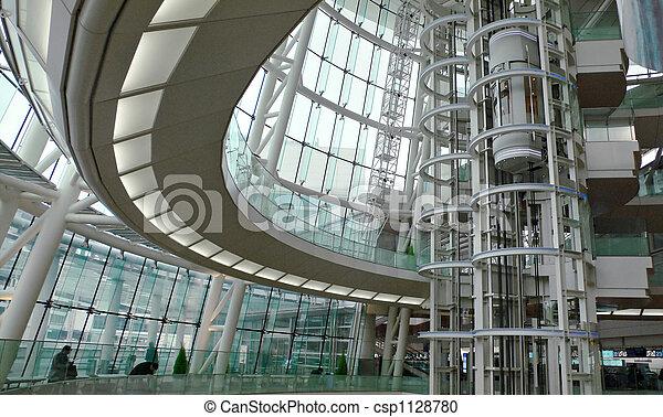 建物内部, 未来派 - csp1128780