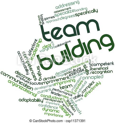 建物, チーム - csp11371391