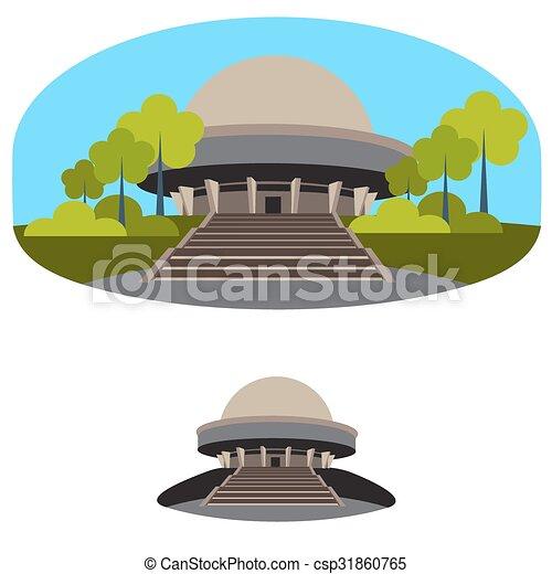 建物, プラネタリウム