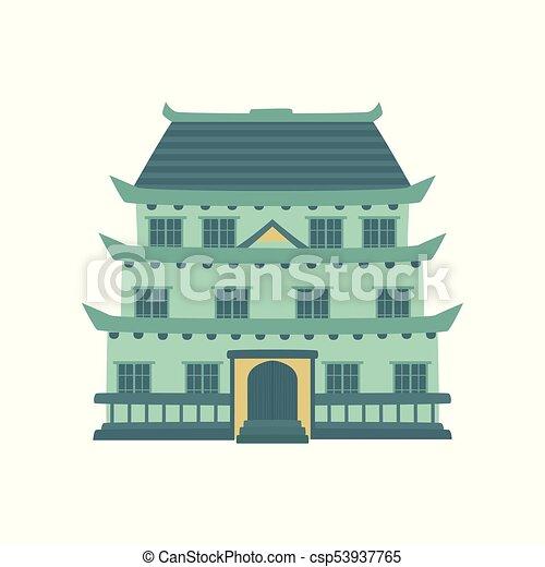 建物 中国語 塔 日本語 イラスト 伝統的である ベクトル アジア人