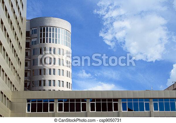 建物, 大学, saratov - csp9050731