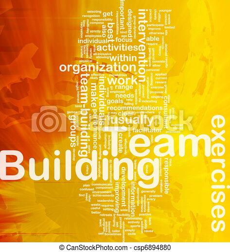 建物, 概念, 背景, チーム - csp6894880