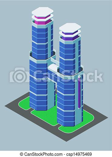 建物, 等大 - csp14975469