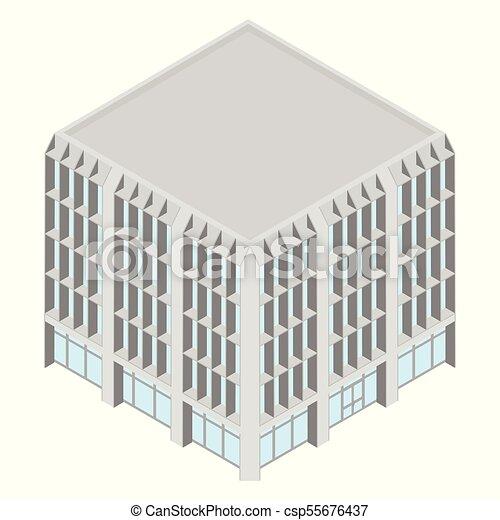 建物, 等大, 現代 - csp55676437