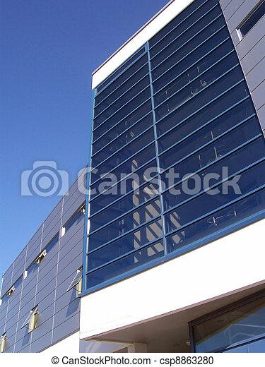 建物, 15, オフィス - csp8863280