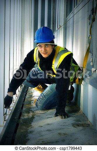 建築作業員 - csp1799443