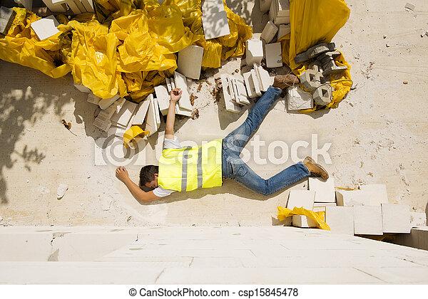 建設, 事故 - csp15845478