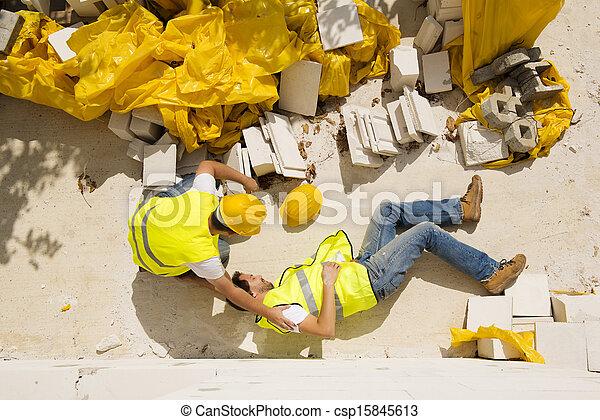 建設, 事故 - csp15845613